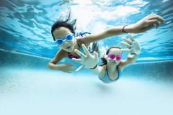 Плавание в бассейне для лечения сколиоза