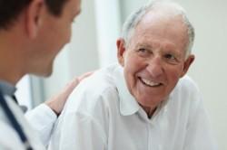 Обследование позвоночника у врача