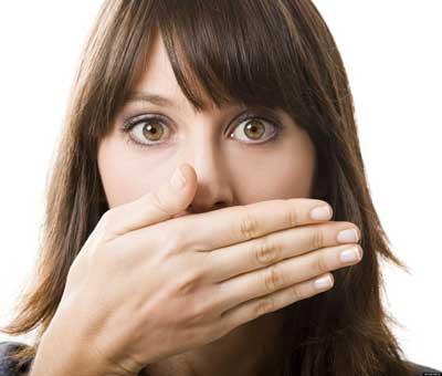 неприятный привкус во рту
