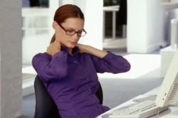 Работа в сидячем положении как причина заболевания