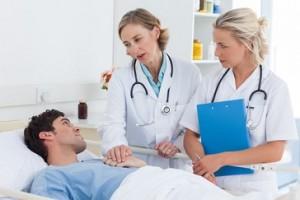 Консультация больного раком простаты