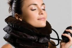 Надувной бандаж для шеи