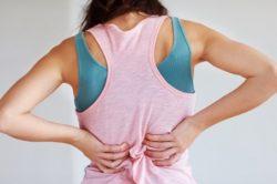 Боль в спине как симптом протрузии