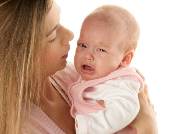 стоматит у новорожденного
