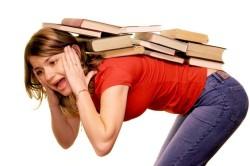 Физические нагрузки - причина болей в спине