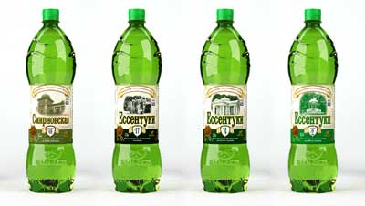 вода Ессентуки