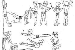 Упражнения для спины при сколиозе
