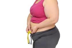 Большой вес - причина остеохондроза