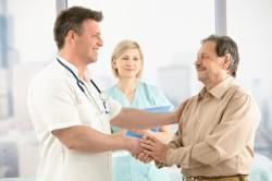 Лечение грыжи у врача