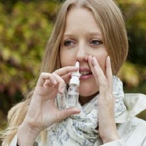 Заложенность носа, насморк