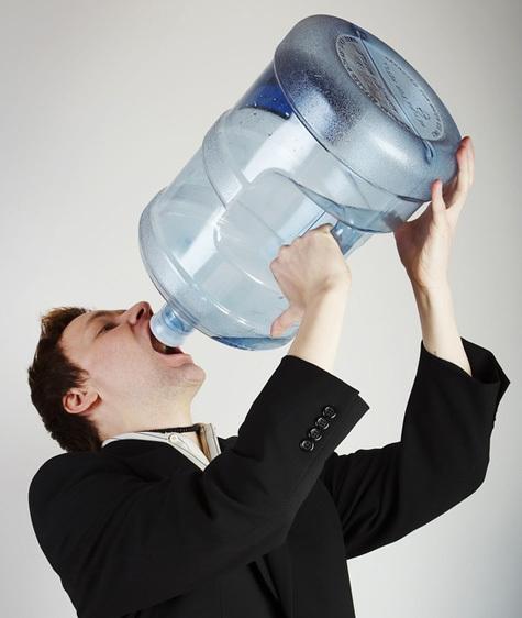 жажда пить как симптом глюкозы в крови