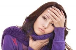 Боль в горле при бронхите