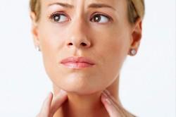 Боль в горле при сухом кашле
