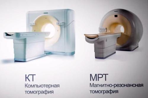 КТ и МРТ для лечения надпочечников