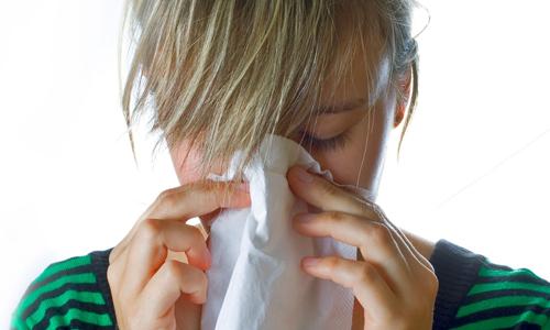 Мокрота в органах дыхания