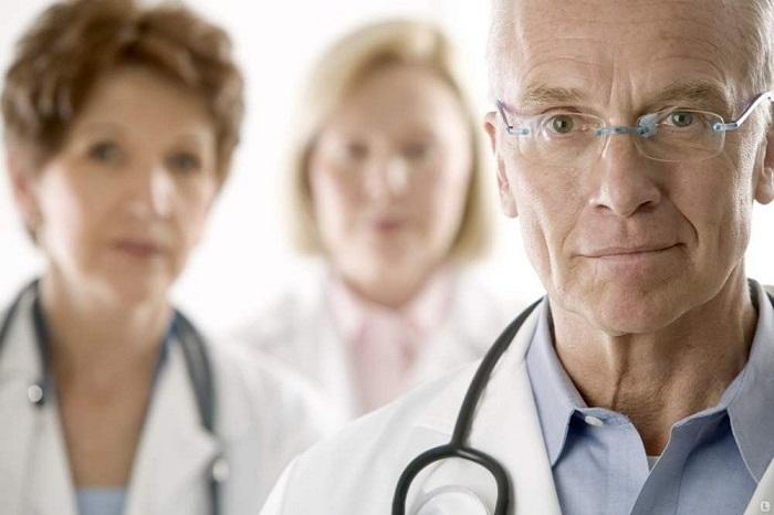 Консультация врача по вопросу бронхита