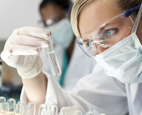 Лабораторная диагностика атипичной пневмонии