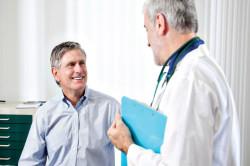 Обращение с бронхитом к врачу