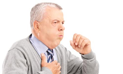 Затяжной кашель с мокротой