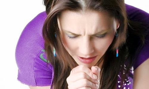 Сильный кашель при остром бронхите