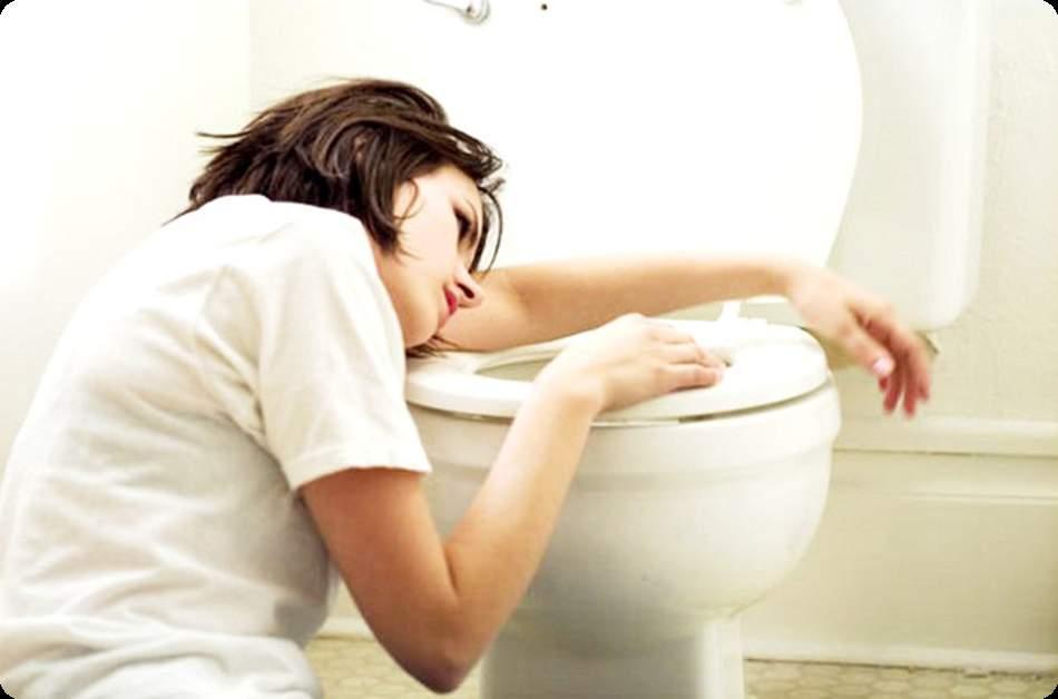 токсикоз у беременной женщины
