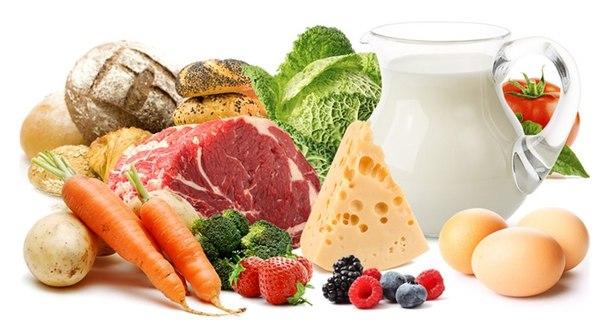 рекомендованная пища при кисте