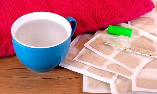 Горчичники для лечения простудных заболеваний