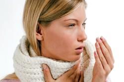 Сильный кашель при бронхите