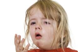 Обструкция дыхательных путей  у маленького ребенка
