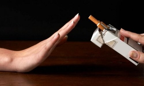 Курение - причина заболевания бронхитом