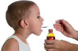 Прием лекарственных средств, стимулирующих отхаркивание