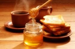 Чай с медом при бронхите