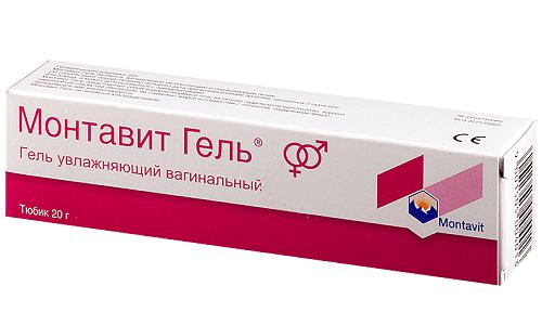 Монтавит используют для восстановления секрета влагалища, который нарушается при цистите
