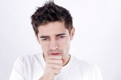 Сильный кашель с мокротой