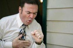 Затрудненное дыхание при обструктивном хроническом бронхите