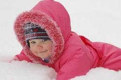 Переохлаждение ребенка зимой