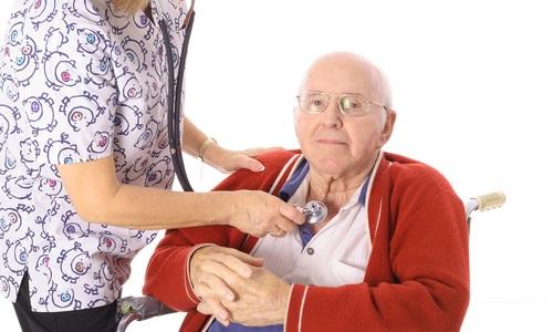 Проблема застойной пневмонии у пожилых людей