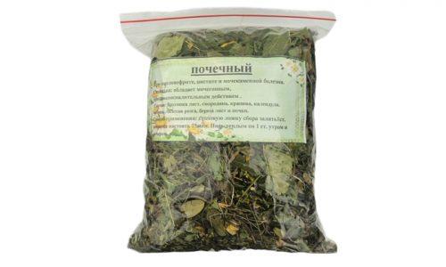 Почечный чай относится к категории диуретиков