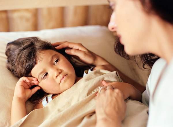 постельный режим при гломерулонефрите у детей