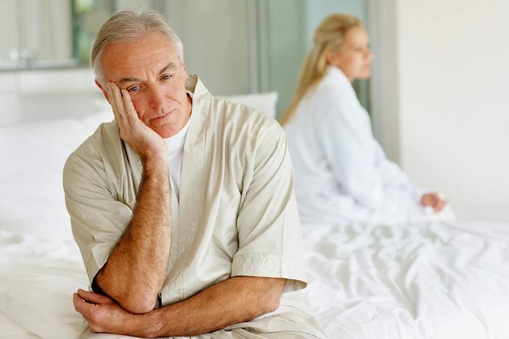 потенция у мужчин в 40 лет