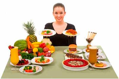 правильное и неправильное питание
