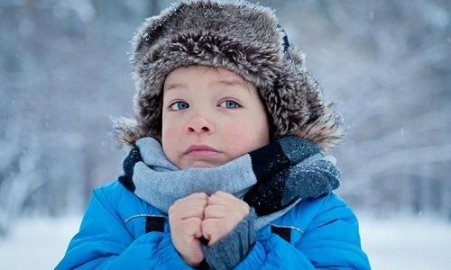 Цистит у ребенка может появиться из-за переохлаждения